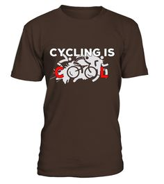 Cycling Is Cool T Shirt