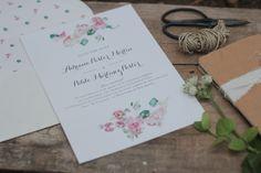 Como diseñar tus invitaciones de boda