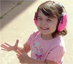 Child noise canceling Ear Muff comparison chart
