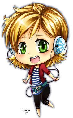 Love Music by Nataliadsw.deviantart.com on @deviantART    :)