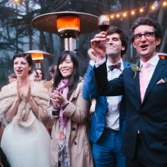A look back at some at some fun and funky weddings.