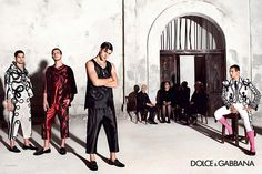 dolce and gabbana summer 2015 men advertising campaign 04