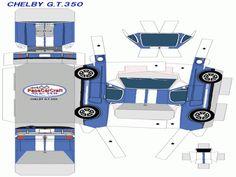 autos para armar de papel - Taringa!