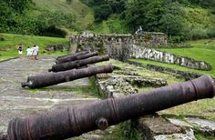 Portobelo Fort #Panamá