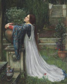 This painting by John William #Waterhouse reflects the artist's engagement with the #romantic tradition.  After decades spent in a private collection, the painting will be available for the public to view at Christie's King Street from Saturday 1 July. Come and see!  #ClassicWeek  John William Waterhouse, R.A. (1849-1917), Isabella and the Pot of Basil, 1907. 41 ¼ x 29 1/8 in. (104.8 x 74 cm.) Estimate £1,000,000-1,500,000.  Victorian, Pre-Raphaelite and British Impressionist Art – 11 July…