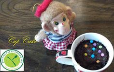 Quick Recipes By Archana: CUP CAKE