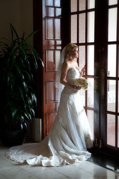 lovely bride pose