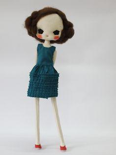 Ilka von Torok: Evangelione Dolls