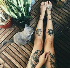 Womens leg tattoos design ideas 50 – We Otomotive Info - Tattoo Oberschenkel Frau Tattoo Bein Frau, Tattoos Bein, Boho Tattoos, Sexy Tattoos, Body Art Tattoos, Girl Tattoos, Tatoos, Bohemian Tattoo, Woman Tattoos