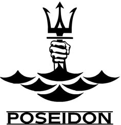 Poseidon Symbol | Go Back > Gallery For > Poseidon Symbol