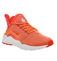 new arrival 67cb0 7cfab Mango Nike Air Huarache Run Ultra Trainers - Ultimate comfort and the  perfect orange accessory. These are my absolute favourite trainers in my  collection!
