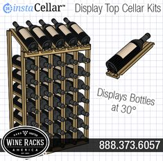 for the wine cellar
