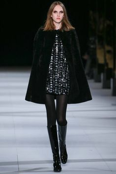 Saint Laurent | 2014 Collection Prêt-à-Porter Automne | Style.com