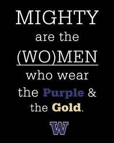 Mighty are the Women