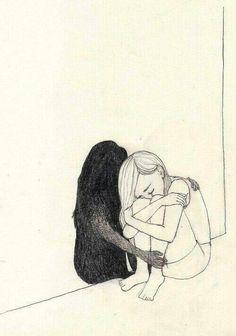 Creo que tu sombra es la mejor compañera(O) apesar de todo siempre te acompaña