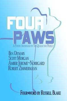 """Looking for something to read? Try """"Four Paws"""" for a great cause! Releasing tomorrow, February 24th. 100% of all proceeds from the sale of Four Paws will benefit The Dallas Humane Society's no-kill shelter, Dog & Kitty City."""
