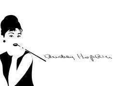 Audrey Hepburn's signature