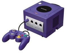The GameCube. So many nice memories!