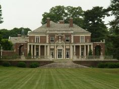 White Eagle was built by Alfred DuPont and is located on Long Island. Now is the De Seversky Conference Center.