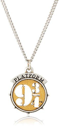 GRAPHICS /& MORE Harry Potter Gryffindor Alumni 1 Pendant with Sterling Silver Plated Chain