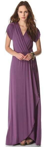 Rachel pally Perpetua Maxi Dress $233.00 - this looks so comfy