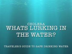 HLT555_Public Service Health Announcement_Cholera