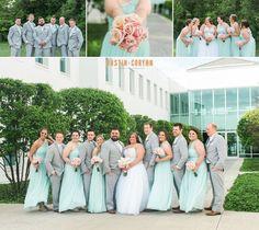 Casey & Ryan // Fort Wayne Wedding - Dustin and Corynn Wedding Photography - Indianapolis Photographers