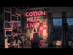 ▶ Emily West - Bang Bang (My Baby Shot Me Down) at Cotton Mill Live - YouTube