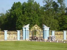 St. Petersburg-Catherine's Palace