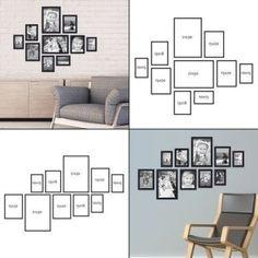 Outstanding Gallery Wall Decor Ideas15