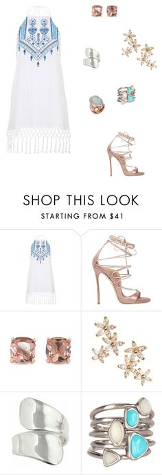 """Untitled #895"" by elizabethweav ❤ liked on Polyvore featuring Topshop, Dsquared2, Carolee, Bonheur, Journee Collection, Karen Kane and Vince Camuto"
