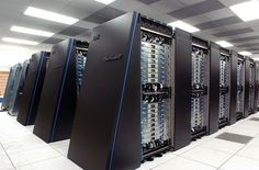 IBM's Blue Gene/P supercomputer at Argonne National Laboratory runs over processors using normal data center air conditioning, grouped in 72 racks/cabinets connected by a high-speed optical network Plan Marketing, Business Model, Big Data, Illuminati, Good Company, New Technology, Technology Innovations, Locker Storage, Cabinet