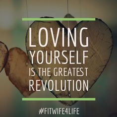 Loving yourself is the greatest revolution. #bridalicious #fitwife4life…