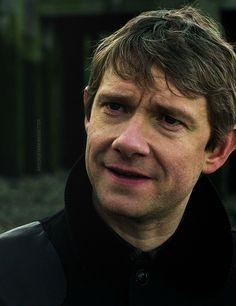 Adorable John is adorable <3