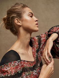 86d31d1b8e8 View all - Shirts & Blouses - COLLECTION - WOMEN - Massimo Dutti - Ireland. Winter  2017Fall WinterWinter CollectionFloral ...