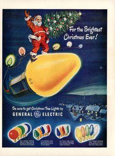 Some vintage Christmas ads    Merry Christmas from Johnny and Jomadado.com !!!  #Christmas #vintagechristmas