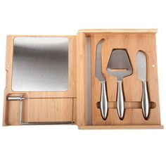 The Ultimate Cheese Set /  Core Bamboo
