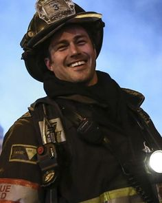 Taylor Kinney as Lt. Kelly Severide on Chicago Fire Lancaster, Taylor Kinney Chicago Fire, Pennsylvania, Chicago Justice, Chicago Shows, Teen Wolf Boys, Chicago Med, Great Tv Shows, Men In Uniform