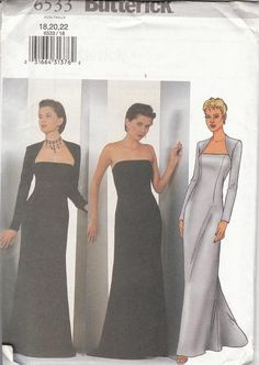 Butterick 6533 182022 Misses Shrug and Close by OutoftheConex,♥etsy♥ $3.50