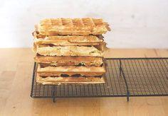 Tipps und Grundrezept für dicke, knusprige Waffeln - frisch gebacken und tiefgefroren aus dem Toaster!