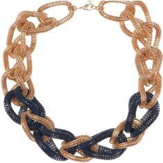 ALDO ALDO Beemer necklace (€15) found on Polyvore