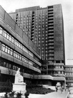 DDR - Berlin, Charité Krankenhaus
