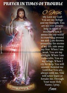Spiritual Prayers, Prayers For Healing, Bible Prayers, Catholic Prayers, Prayer Verses, Faith Prayer, God Prayer, Prayer Quotes, Night Prayer