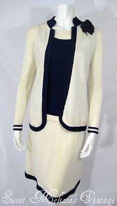 9823ecac0b913 31 Best Adolfo images in 2017 | 1960s, Knit dress, Boucle d'oreille