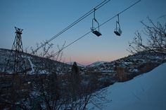 Town Lift in Park City!