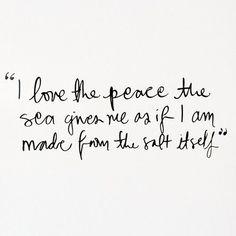 ༺Aline ♥ #ocean