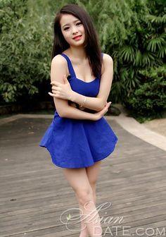 las mujeres absolutamente deslumbrantes: Haiyan (Terry), foto atractiva de la mujer asiática