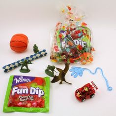 Image detail for -Boy Goody Bag « Kids Birthday Party Favors