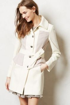 Colette Trench- new anthro trench #AnthroFave
