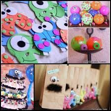 monster birthday party - Google Search